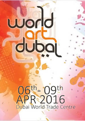 world art dubai 2016 uae
